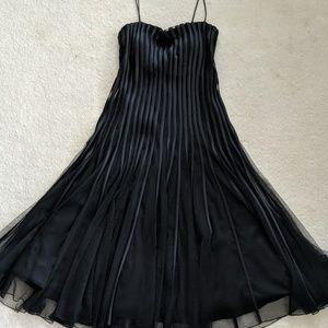Black Petite Party Dress